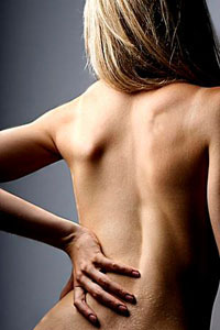 Lower and Upper Back pain
